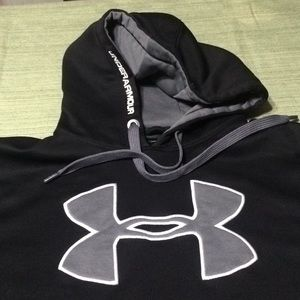 UNDER ARMOUR LOOSE BEAUTIFUL HOODIE EXCELLENT